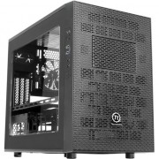 Carcasa Thermaltake Core X1, ITX Cube, fara sursa, Negru