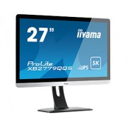 iiyama 27' 5K UHD+ 5120x2880, AH-IPS panel, 440cd/m², 1200:1 static contrast, 2xDisplayPort(5K), 3xHDMI(4K), PIP/PBP, Speakers, Height Adj. Stand