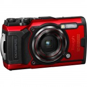 TOUGH TG-6 Digital Cameras - Red