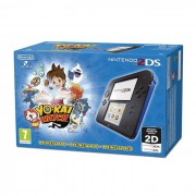 Nintendo 2DS Nero/Blu + Yo-Kai Watch