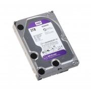 DISCO DURO INTERNO WD 3TB 3.5 WD30PURZ SATA3 PURPLE-purpura