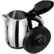 RETAILSHOPPING EK001 Electric Kettle(1.8, Silver, Black)