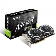 MSI GeForce GTX 1060 Armor 6G OCV1 (6GB GDDR5/PCI Express 3.0/1544MHz-1759M