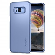 Husa slim Spigen Thin Fit Samsung Galaxy S8 Blue Coral