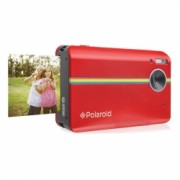 Polaroid Z2300 Instant Digital Camera (Red) RS125015018-1