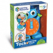 Robotel Tic-Tac Learning Resources, 23 cm, 3 ani+
