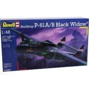 Maquette Avion Militaire Northrop P-61 A/B Black Window Echelle 1:48