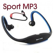 Sport Wireless Headset Headphone Earphone Music MP3 Player Micro