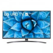 Телевизор LG 49UN74003LB, 49 инча 4K IPS UHD 3840 x 2160, DVB-T2/C/S2, webOS Smart TV, AI Sound, Miracast/AirPlay 2, Crecent Stand, 49UN74003LB