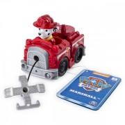 Masinuta mecanica de pompieri Marshall Patrula Catelusilor