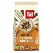 Porridge Express Omega 3 fara gluten bio 350g PROMO