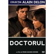 Le Toubib:Alain Delon,Veronique Jannot,Bernard Giraudeau etc - Doctorul (DVD)