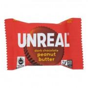 Unreal Cups - Dark Chocolate Peanut Butter - Case of 40 - 0.5 oz.