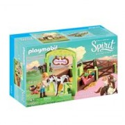 Set Playmobil Spirit Horse Abigail And Boomerang