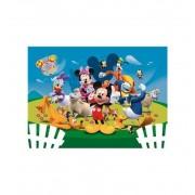 Puzzle 104 Buen dia Mickey - Clementoni
