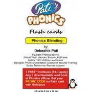 Phonics Blending Flash Cards