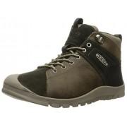 Keen Men s Citizen Mid WP Shoe Brindle/Warm Olive 8.5 D(M) US