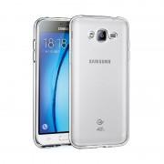 Husa Ultra Slim Samsung Galaxy J3 Silicon Transparent