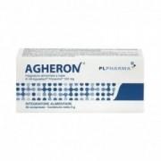 Pl Pharma Agheron 20 Compresse Integratore Per La Funzione Cerebrale Cognitiva e Demenza S