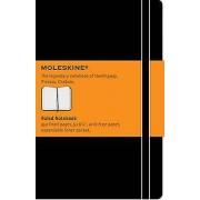 Moleskine Large Ruled Hardcover Notebook Noir