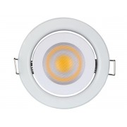 LED-Einbaustrahler 5 W - GU10 - 230 V - Warmweiß