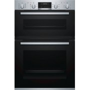 Bosch Serie 6 MBA5575S0B Double Built In Electric Oven