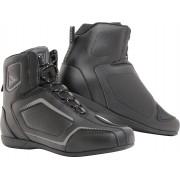 Dainese Raptors Air Motorcycle Shoes Black Grey 41