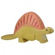 Fa játék állatok - dinoszaurusz, Dimetrodon