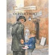 Oliver Twist - cartonata Cartea copiilor isteti