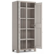 Műanyag tároló szekrény 950160 Guliver multifunkciós 182 x 80 x 44 cm