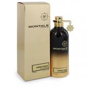 Montale Amber Musk Eau De Parfum Spray (Unisex) By Montale 3.4 oz Eau De Parfum Spray