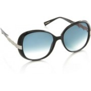 Hugo Boss Over-sized Sunglasses(Blue)