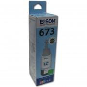 Botella Tinta Epson 673 Cian Claro T673520 C13t67352a Original