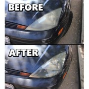 Комплект Headlight Restore Kit за полиране и възстановяване на фарове