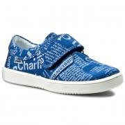 Félcipő BARTEK - 85608-1E9 Kék