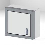 RB Components 6001R clóset de pared, 16 pulgadas de alto x 8 pulgadas de profundidad x 18 pulgadas de ancho