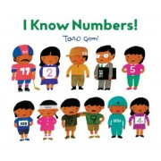 I Know Numbers!, Hardcover