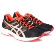 Asics GEL - CONTEND 4 Running Shoes For Men(Black, Pink)