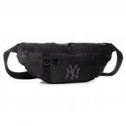 Чанта за кръст NEW ERA - Mlb Waist Bag Light Neyyan 12145412 Blk/Blk