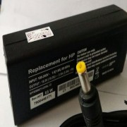 for HP 18.5V 3.5A adapter/charger yellow small tip / C506tu / C518la / C540ea / C542ea / C551nr / C551tu / C552hpa