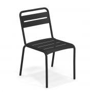 Emu - Star Stuhl, schwarz
