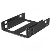 """Lian Li HD-321X 3,5"""" bay to 2x2,5"""" bays HDD/SSD Black"""