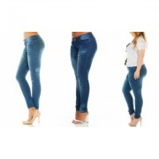 Women's CoverGirl Cover Girl Jeans for Women Juniors Ankle Slim Fit Skinny Denim (Also in Plus) Skinny COP BLUE 19 Junior