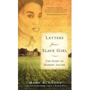 Letters from a Slave Girl: The Story of Harriet Jacobs, Paperback/Mary E. Lyons