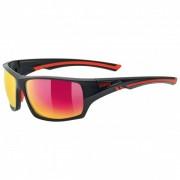 Uvex Sportstyle 222 Pola S3 Mirror Occhiali da sole nero
