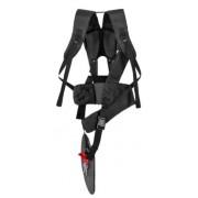 Ham de umar pentru motocoasa (trimmer iarba) ProGARDEN Tip16, suport lombar, textil, ergonomic