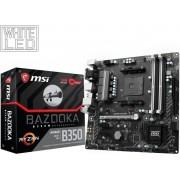 Matična ploča MSI AM4 B350M BAZOOKA DDR4/SATA3/GLAN/7.1/USB 3.1