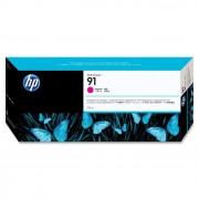HP Tinteiro (C9468A) Nº91 Magenta com Tinta Vivera