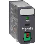 Releu,48Vac,10A,1C/O,Cu Ltb,Cu Led RXG12E7 - Schneider Electric