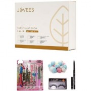 Jovees Fairness and Glow Facial Value Kit (315 G) with Manicure-Pedicure Set Combo